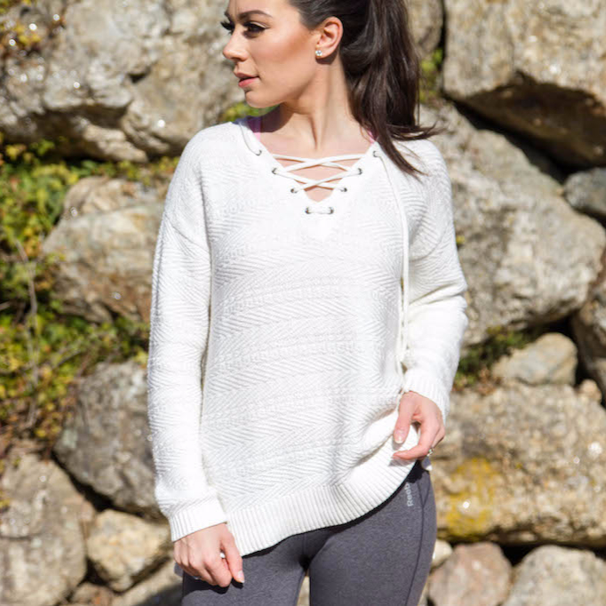 This Sweater Will Motivate You to Workout Again