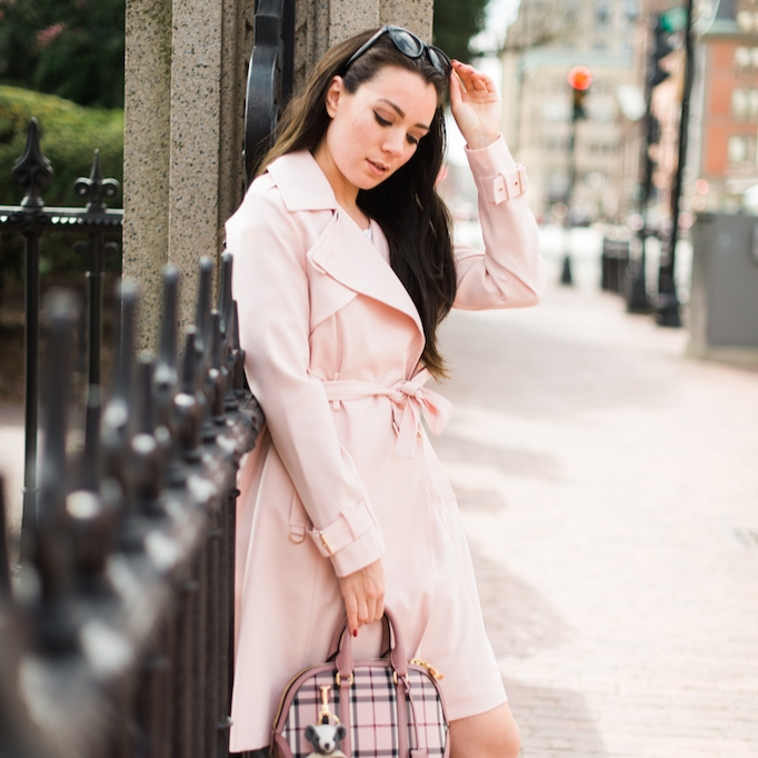 New England Essentials: Classic Trench Coat