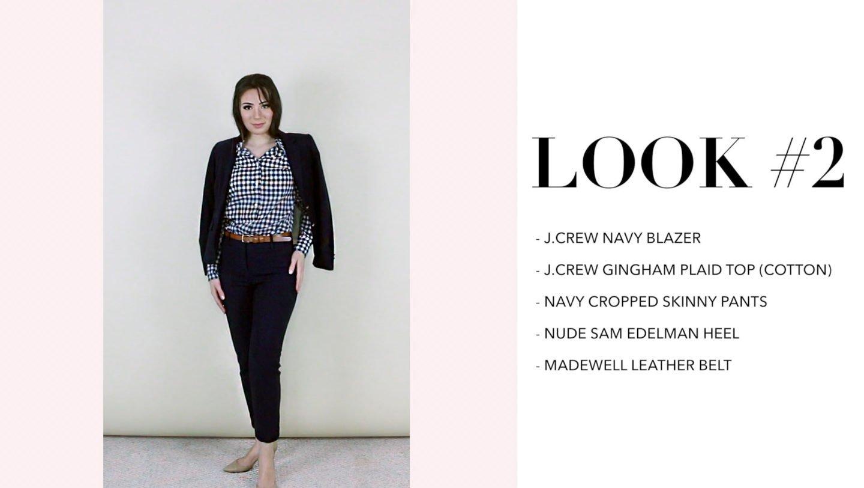 fb7ae72b44398 10 Navy Blazer Outfit Ideas | How to Wear a Navy Blazer